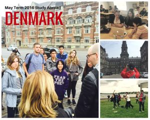 May Term 2016 Study Abroad